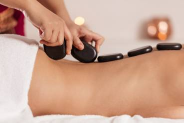 Ladies Only - Hot Stone Massage